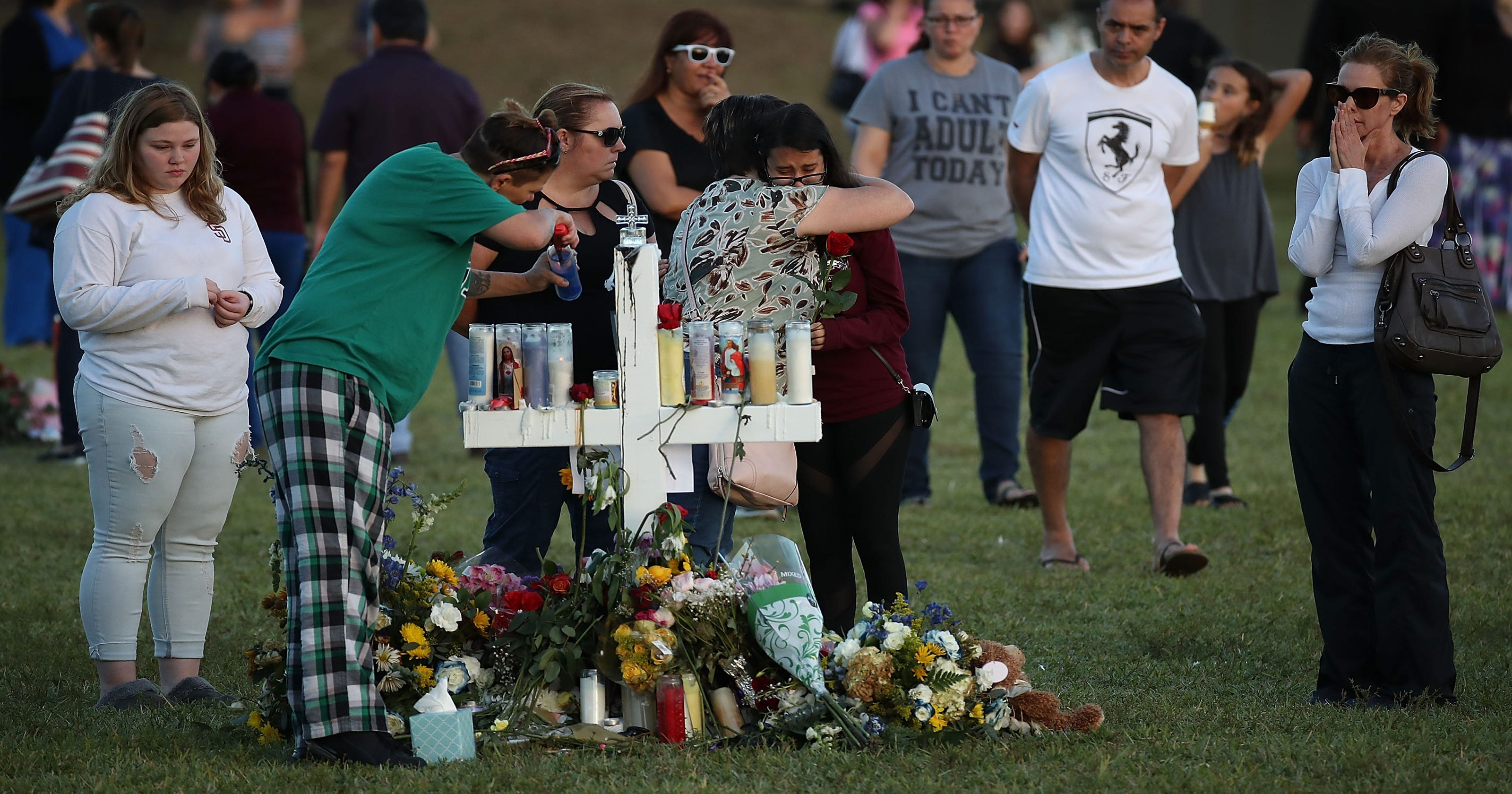 Florida school shooting suspect was a monster living under our roof izmirmasajfo