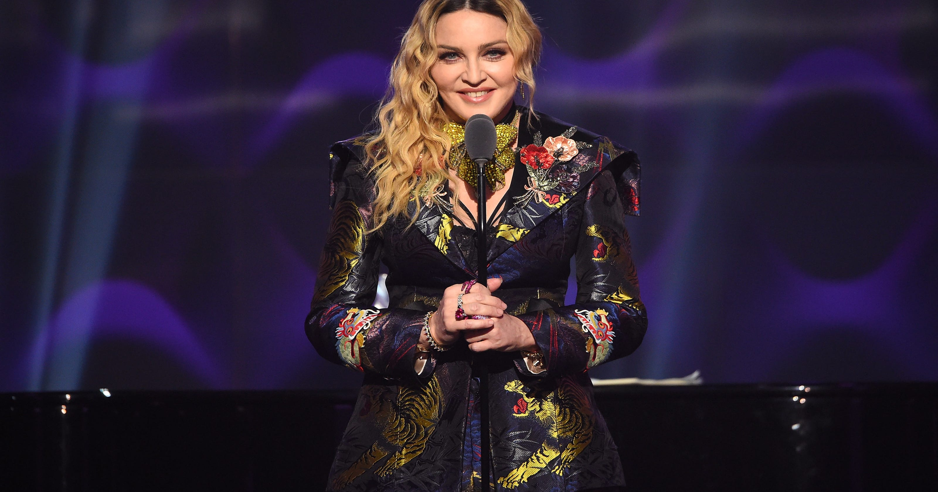 Madonna responds to 'butt implant' speculation and body-shamers