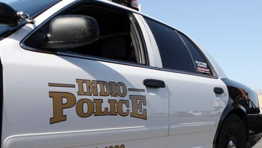An Indio police officer is being investigated for misconduct.