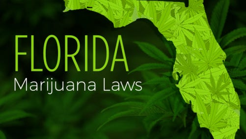 The growth of medical marijuana in Florida is lighting up.