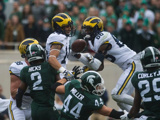 MSU vs. Michigan