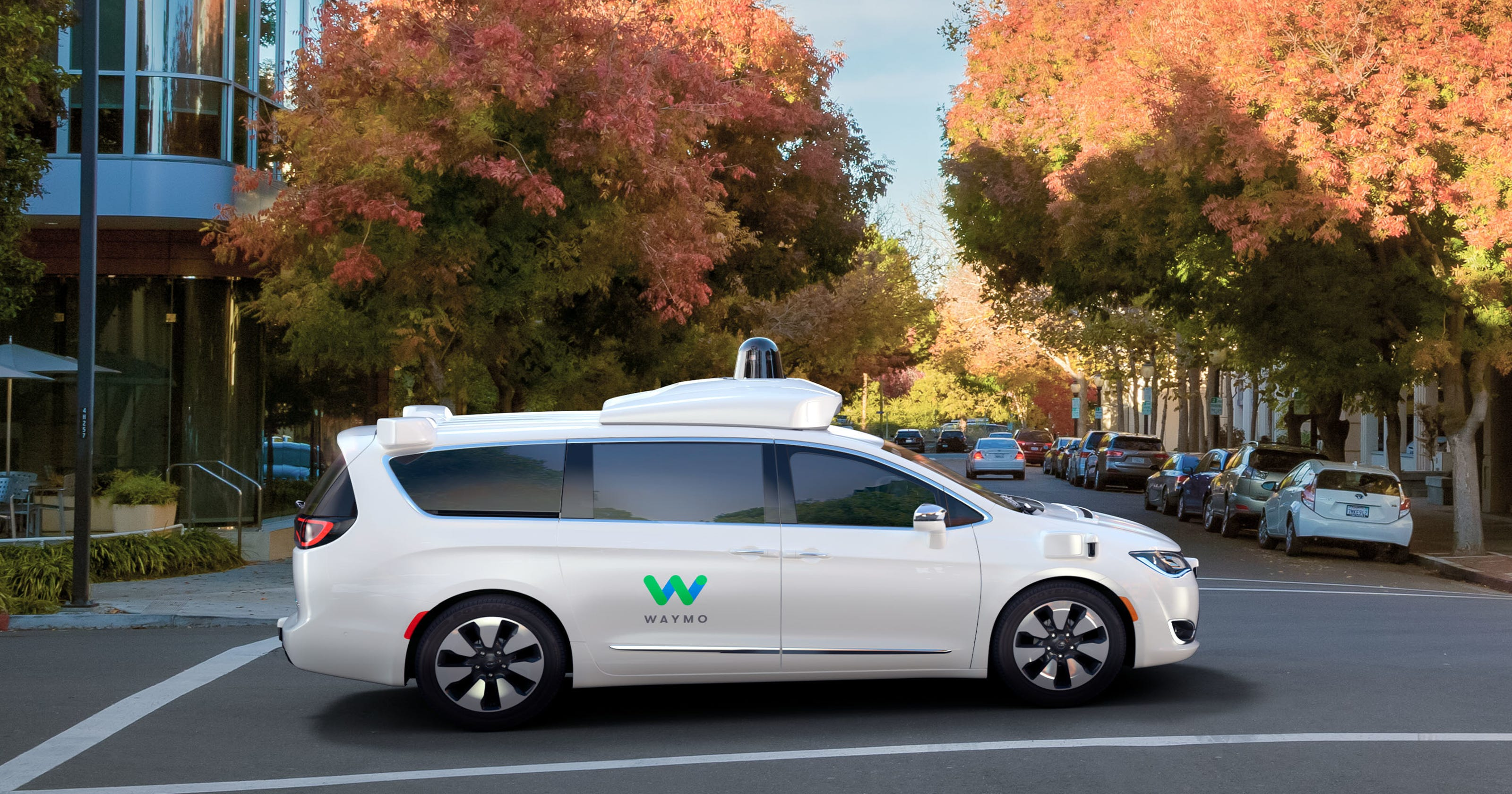 Detroit Free Press Auto >> Google S Waymo Chrysler To Debut Self Driving Van At