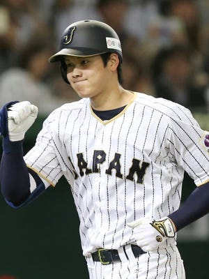 Shohei Ohtani chose to sign with the Angels over the other six teams.