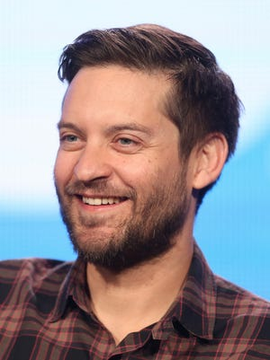 Actor Tobey Maguire is 39.