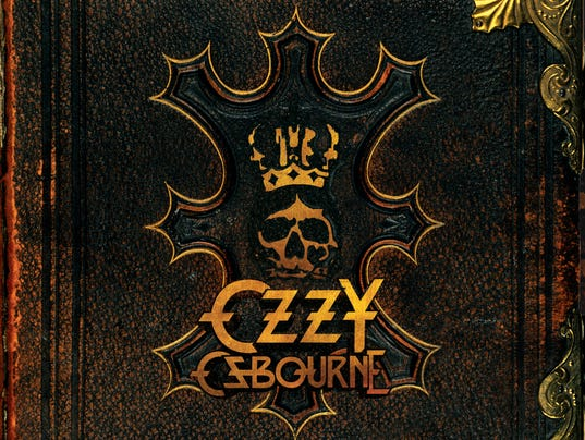 Ozzy Osbourne 'Memoirs of a Madman' CD cover