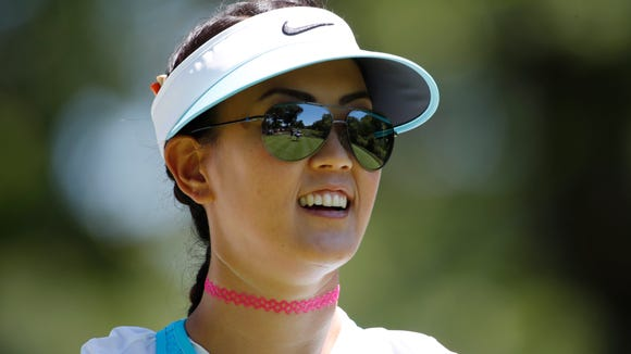 Michelle Wie, the 2014 U.S. Women's Open champion, will be one of the most recognizable faces in the field this week at Trump National.