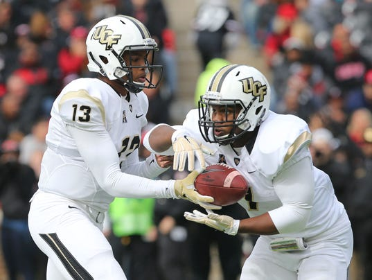 NCAA Football: Central Florida at Cincinnati