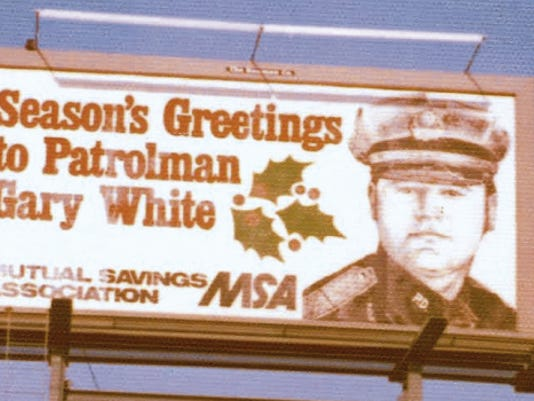 An industry showed its gratitude months after the May 1, 1973, bank robbery.