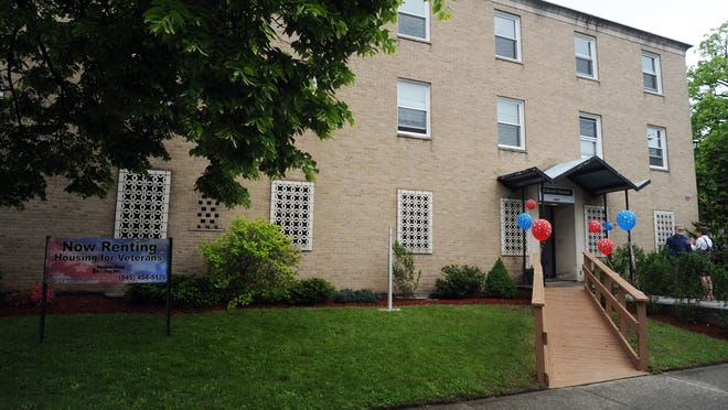 Open House was held on May 22 at the newly opened property Liberty Station, which is housing for veterans at 38 North Clinton Street in the City of Poughkeepsie.