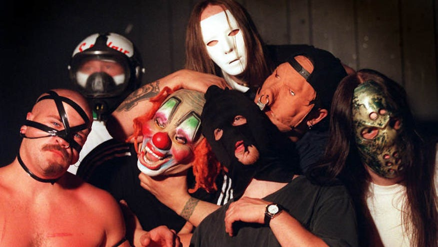 Is Slipknot teasing a new album title and release date?