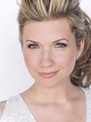 Actress Susan Yeagley was raised in Hendersonville, Tenn., and she got her start at age 11 in an Amy Grant music video