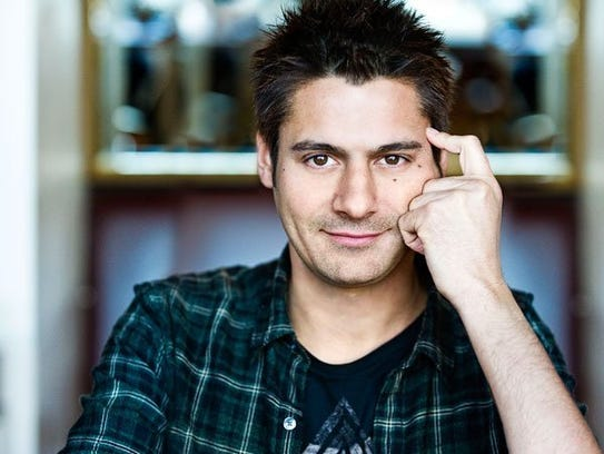 Scottish comic Danny Bhoy will perform Saturday at