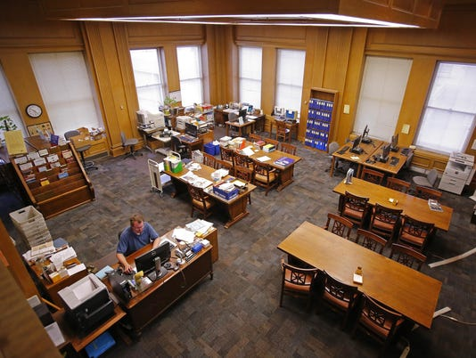 Genealogy Collection at the Arizona State Library