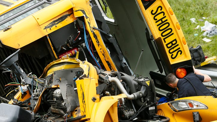 Paramus school bus accident: Are school buses safe?