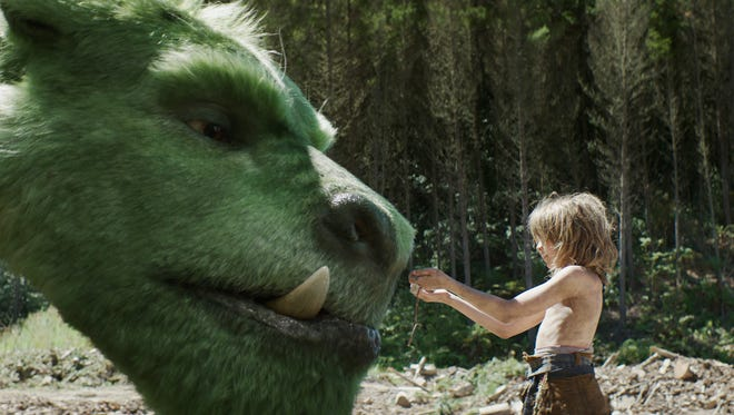 Despite critical acclaim, 'Pete's Dragon' stumbled at the box office.