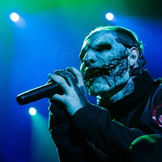 Slipknot is playing the Iowa State Fair Grandstand next summer