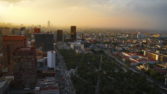 Phoenix officials on Wednesday agreed to spend up to $175,000 to set up and staff a trade office in Mexico City (pictured).