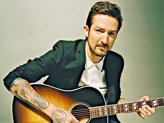 Frank Turner brings his high energy show to Bogarts