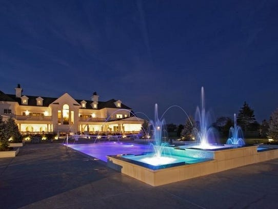 Got 35m see nj 39 s most expensive mansion for 35 mansion terrace cranford nj