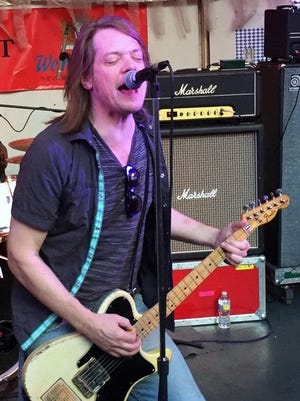 Dave Pirner performs with Soul Asylum Wednesday at the Rathskeller.