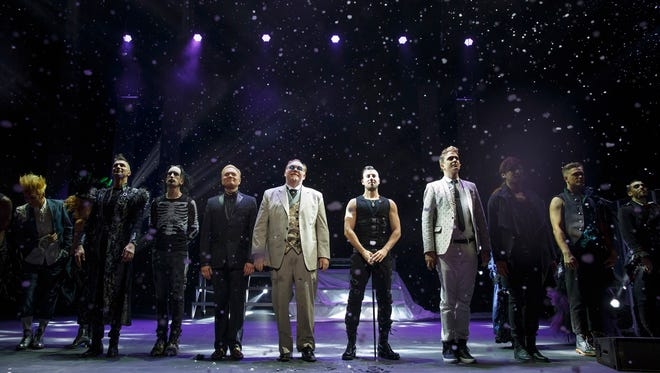 The Illusionists plan to visit the Des Moines Civic Center this weekend, Oct. 23-25.