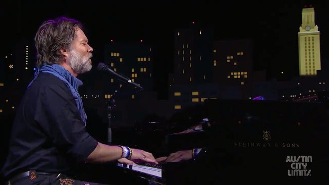 """Rufus Wainwright plays the first-ever no-audience taping of """"Austin City Limits"""" at ACL Live on Thursday, Sept. 10, 2020."""