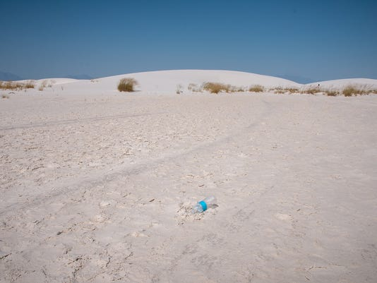 White Sands National Monument File photo