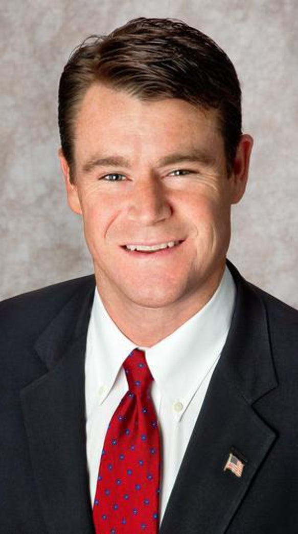 U.S. Rep. Todd Young, R-Bloomington