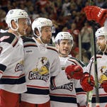 Grand Rapids Griffins open 76-game schedule vs. Wolves