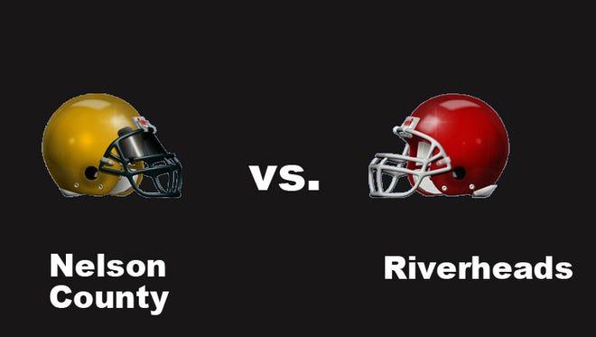 Nelson County vs. Riverheads high school football