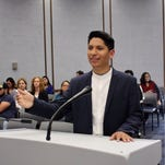 Hello Salinas: Meet Anthony Rocha an 18-year-old commissioner