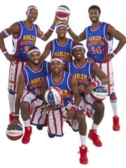 The Original Harlem Globetrotters will appear at the
