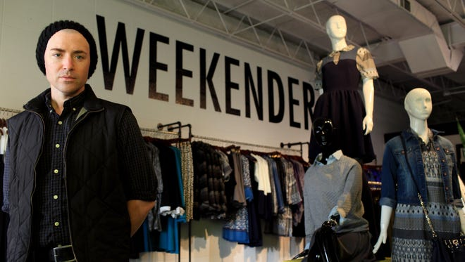 Adam Myrick, owner of Weekender in midtown, is expanding to downtown. Weekender Downtown is expected to open April 2 at 207 E. Front St., Suite 102 in the America Building.