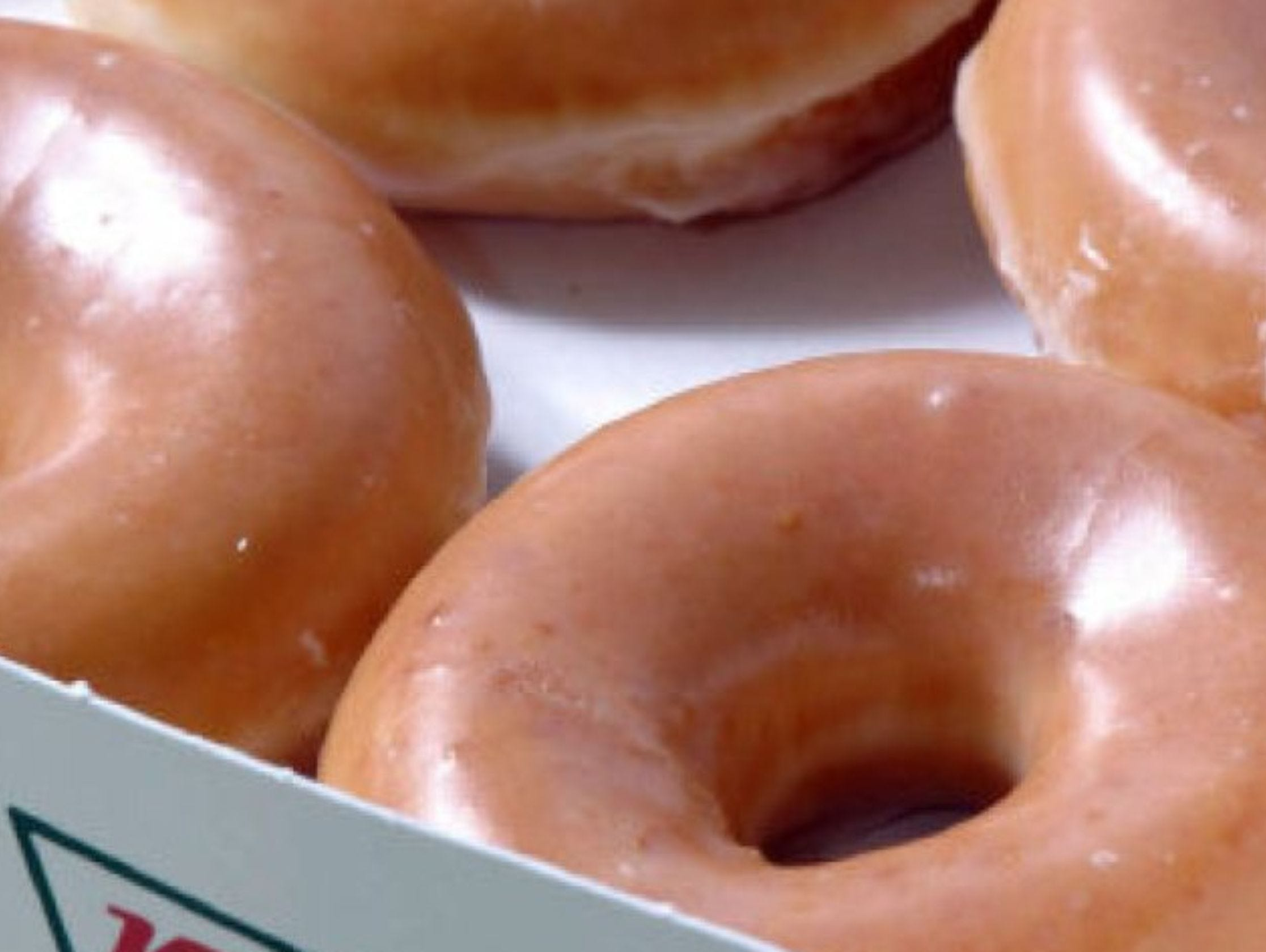 The HOT light is on! Claim your Insider deal for Krispy Kreme doughnuts today.