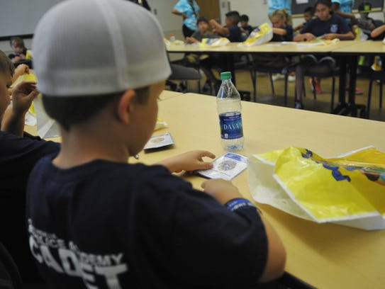More than 33 children signed up for Visalia Parks and