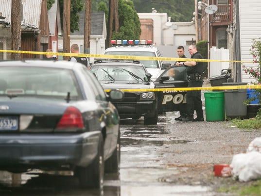 Lincoln Street shooting
