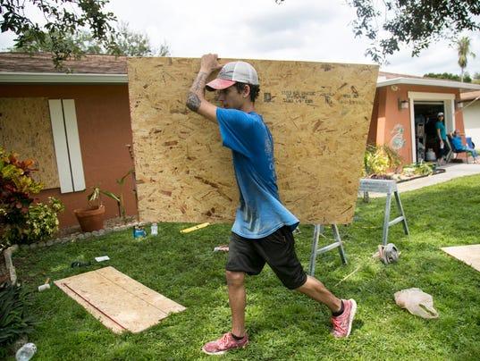 how to prepare for hurricane irma