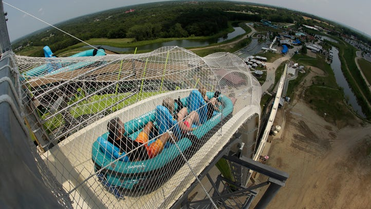 Kansas waterpark operators indicted on criminal charges in child's death
