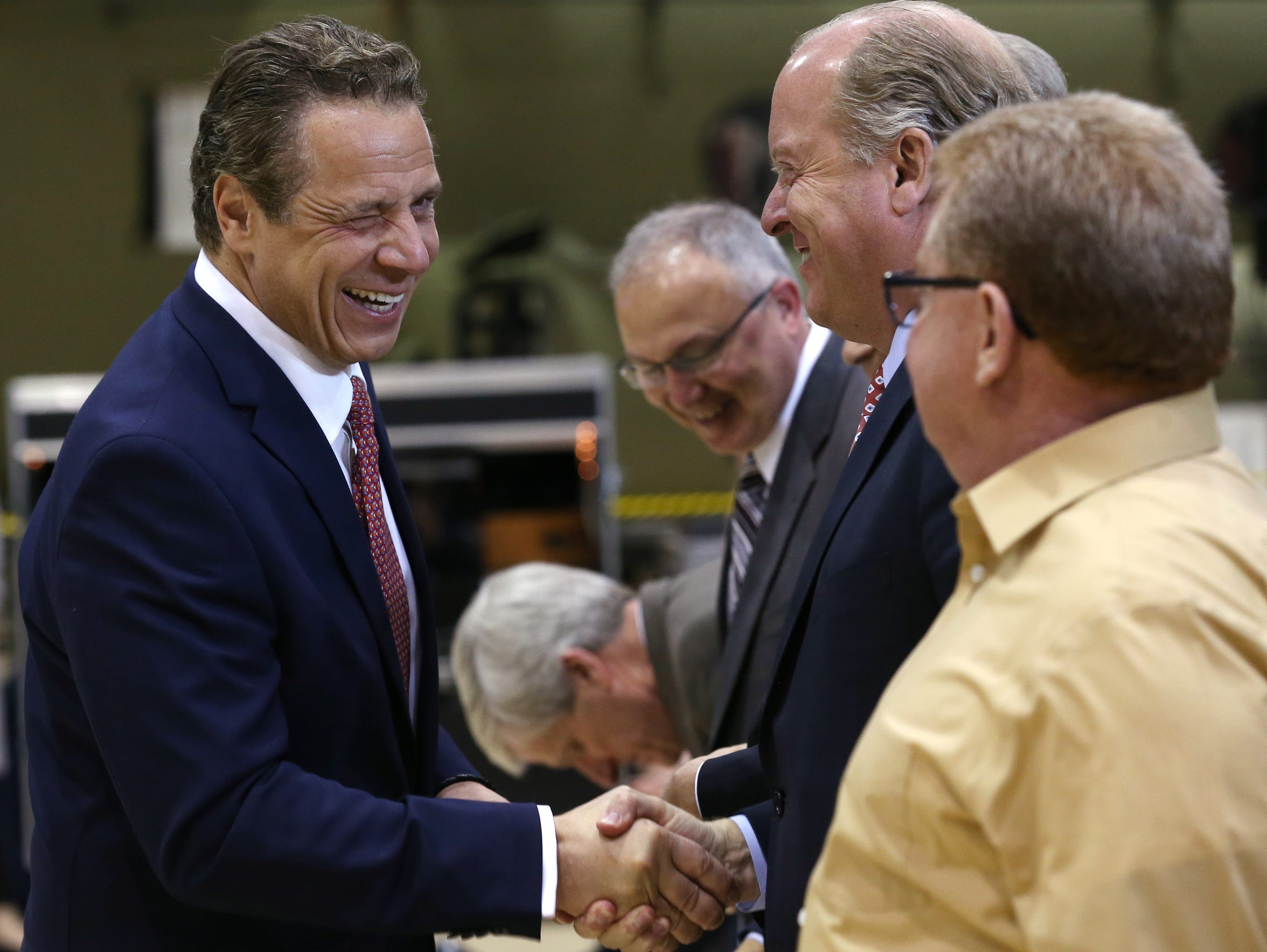 How Cuomo's campaign war chest became one of the nation's largest