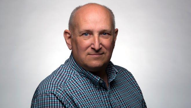 News-Press writer Michael Braun