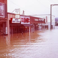 Unparalleled destruction of Hurricane Camille in 1969