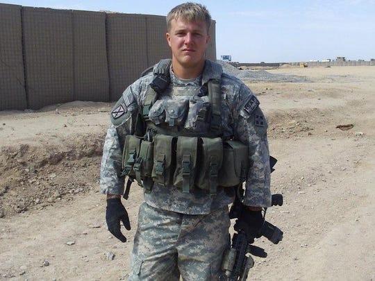 Sgt. Jon Wright