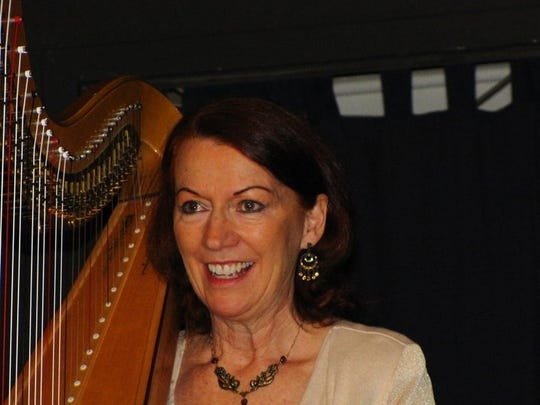 An Evening of Irish Songs and Stories with Madeleine Doherty will be presented at 7:30 p.m. on Friday, May 26, at All Saints' Lutheran Church, 5205 Deborah Drive in Piscataway.