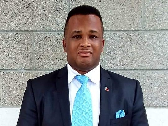 Montgomery City Council District 4 candidate Ja'Mel