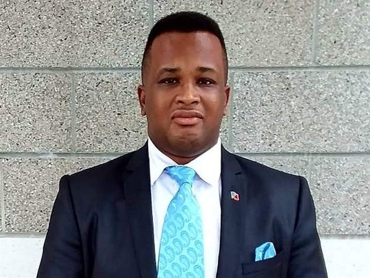 Montgomery City Council District 4 candidate Ja'Mel Brown