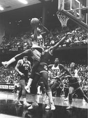 Ronnie Lester carried Iowa to a Final Four appearance