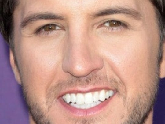 Luke Bryan is one of Delmonte Hall's favorite singers.