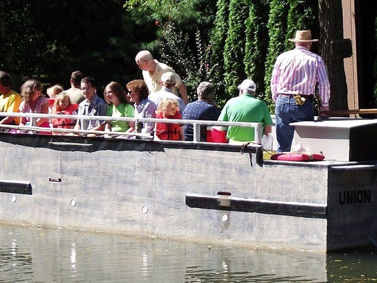 Friends of Union Canal Tunnel Park will be offering