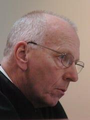 Calhoun County Circuit Judge Conrad Sindt