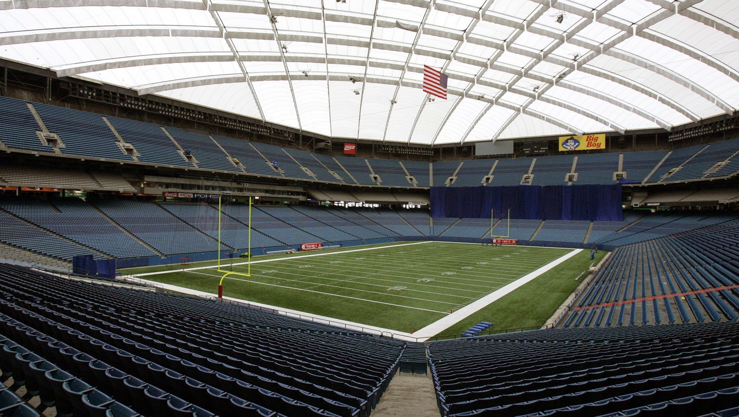 Best Moments In Pontiac Silverdome History